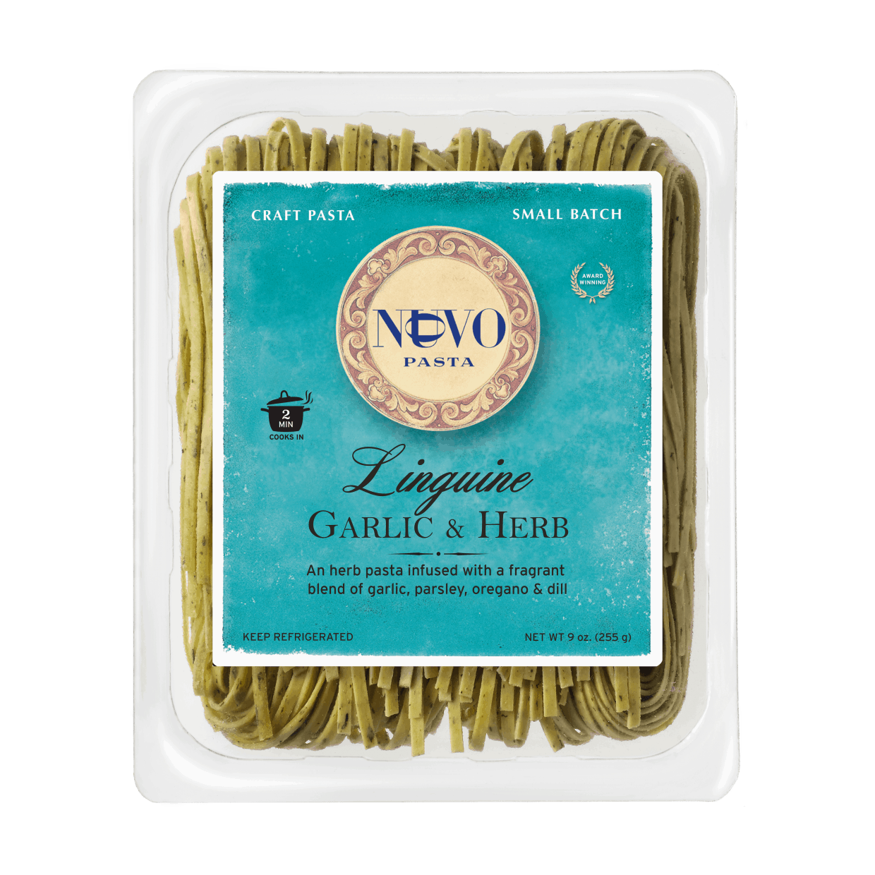 Garlic & Herb Linguine