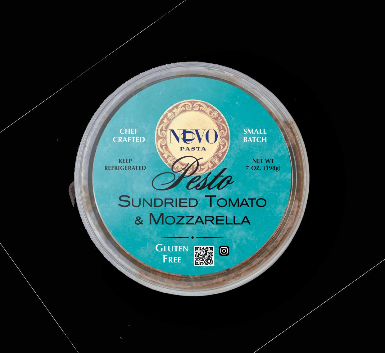 Sundried Tomato & Mozzarella
