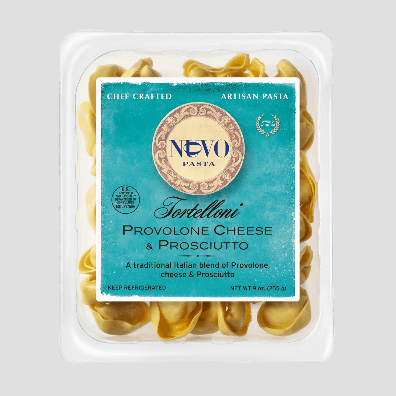 Provolone Cheese & Prosciutto