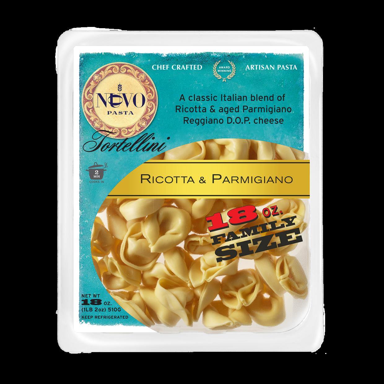 Ricotta & Parmigiano Tortellini